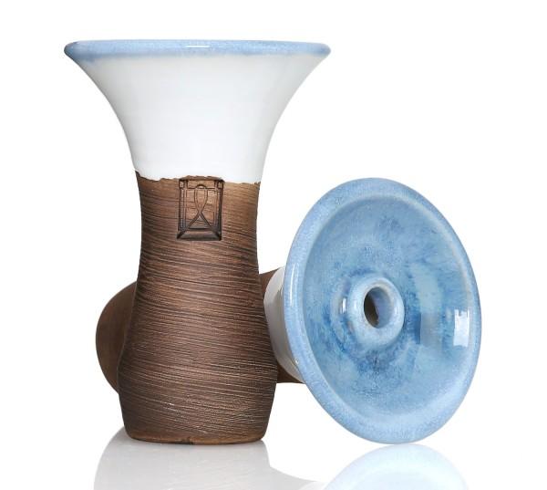 Werkbund Hookah Evo White-Blue Phunnel